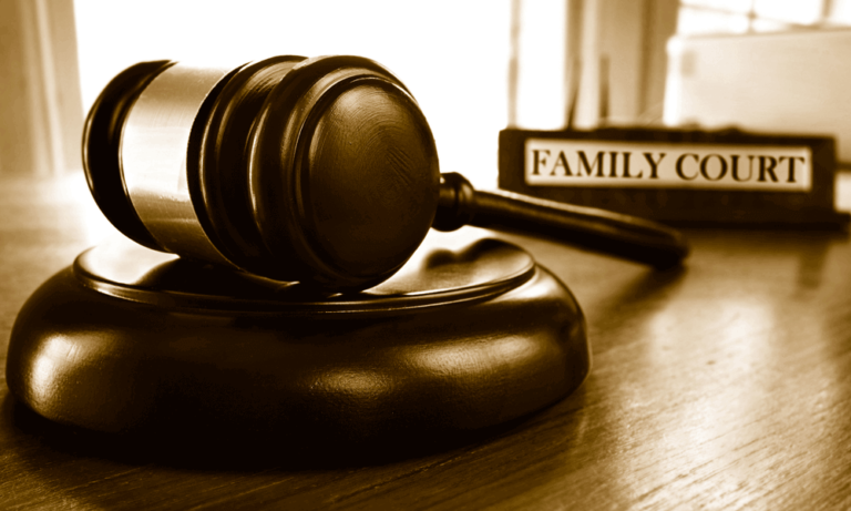 family law court
